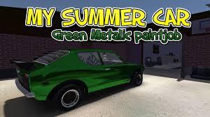 my summer car metallic paint job worst livestreamer ever