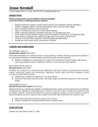 About Resume Examples by Warehouse Objective For Resume Examples Template Design