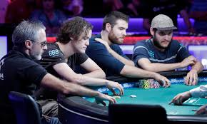 2017 world series of poker final table a miraculous final card win turned a 5 percent chance into a world