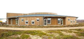 Prefab Buildings Sustainable Wood Inhabitat Green Design Innovation