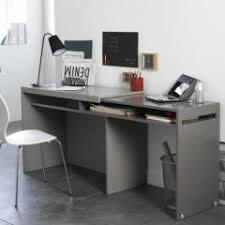 bureau imprimante superbe bureau de travail pas cher avec plateau coulissant pour