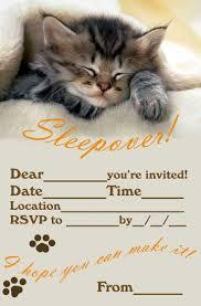 printable party invitations free best 25 slumber party invitations ideas on pinterest