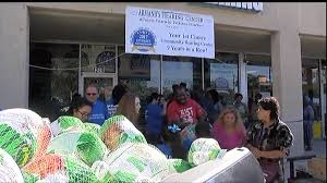 report local organizations and thanksgiving charity wwsb