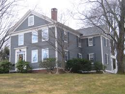 House Exterior Painting - exterior paint colors blue grey video and photos