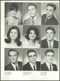 classmates yearbook pictures cybill shepard in 1968 mustang yearbook of east high
