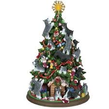 miniature schnauzer tree danbury mint i am looking for