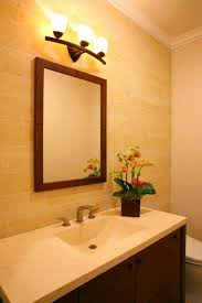 Track Lighting Bathroom Vanity by Wall Mount Track Lighting Against Bathroom Vanity Lighting Beside