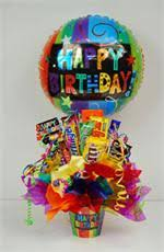 balloon and candy bouquets candy bouquets delivered belleville il belleville flowers
