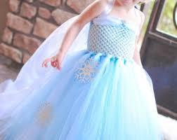 Halloween Costumes Elsa Elsa Costume Etsy