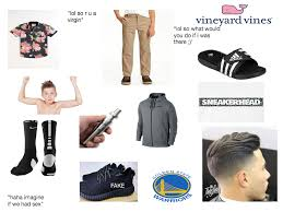 High School Freshman Meme - the annoying high school freshman starter pack rebrn com