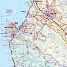 atlas road map california road recreation atlas benchmark maps