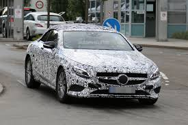 convertible mercedes mercedes working on opulent s class convertible for 2015