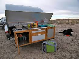 blonde coyote u0027s teardrop trailer