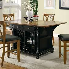 cherry kitchen island black and cherry kitchen island coaster furniture furniturepick