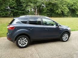 used 2011 ford kuga titanium tdci for sale in herts pistonheads