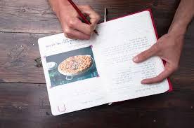 creer un livre de recette de cuisine le cahier my family cookbook aide à créer livre de cuisine