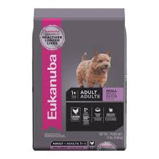 eukanuba small breed dog food petco