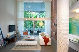 modern living room columns design ideas u0026 pictures zillow digs