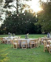 Outdoor Backyard Wedding Ideas Best 25 Elegant Backyard Wedding Ideas On Pinterest Outdoor