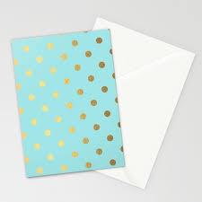 polka dot stationery gold polka dots on aqua background luxury turquoise pattern