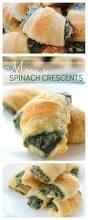 best spinach appetizer recipe mom u0027s spinach crescents