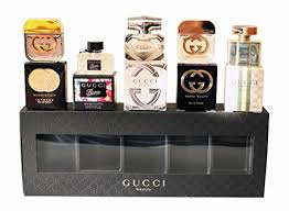 Gift Sets For Women Gucci Miniature Perfume Gift Set For Women 5x5ml Premiere