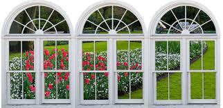 faux window frame photo wall decals dutch garden 3 holland