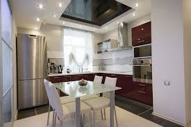 modern kitchen tables for small spaces impressive modern kitchen for small spaces awesome small kitchen