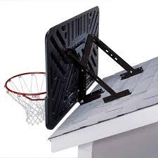 Adjustable Basketball Hoop Wall Mount Wall Roof Pole Mounts