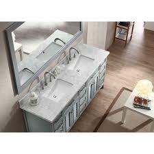 Bathroom Vanity Two Sinks Bathroom 60 Bathroom Vanity Single Sink Double Square Sink