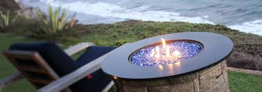 Fire Pit With Glass by Reflective Fire Glass Fire Pit Inspiration Design Ideas 2017