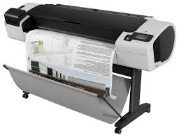 hp designjet t1300 postscript 44 large format color inkjet printer