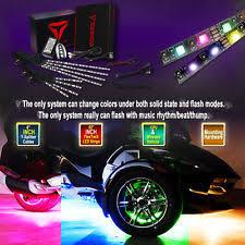 motorcycle display lights for yamaha stryker ebay