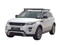 all black range rover land rover range rover evoque roof rack front runner free