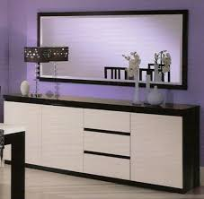 Buffet Salon Blanc Laque by Bahut Noir Laqu Meuble Tv Design Laqu Blancnoir Krista With Bahut