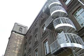 gantois examples building staircases enclosed spiral staircases