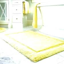 Yellow Duck Bath Rug Yellow Bathroom Rug Yellow And Gray Bathroom Rug Medium Size Of