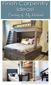 free diy woodworking plans for building a loft bed the handmade