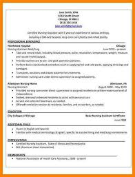 Cna Description For Resume Free Cna Resume Samples Job Resume Cna Resume Templates Sample