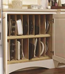 Kitchen Shelf Organization Ideas Best 25 Pan Organization Ideas On Pinterest Organize Kitchen