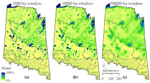 Map Of Saskatchewan Forests Free Full Text Effects Of Lakes On Wildfire Activity