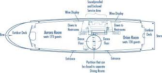 New Floor Plan New York Boat Deck Layouts U0026 Floor Plans Bateaux Cruises