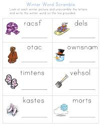 winter worksheets from all kids network pinned by pediastaff