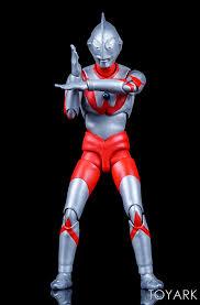 sh figuarts 1st appearance ultraman toyark gallery toy
