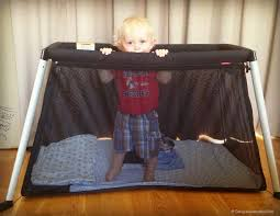 Iowa Travel Bed For Toddler images Phil teds traveller your light weight sleeping solution jpg