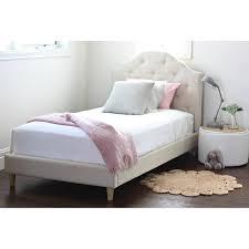 Bed Frames Au Single Linen Upholstered Bed Beds