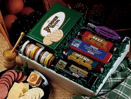 sausage and cheese gift baskets sausage cheese assortment pittman davis