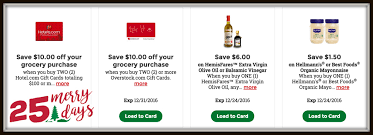 kroger 25 merry days high value coupons for hellmann s hemis