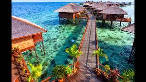 mabul island tourist attractions in malaysia youtube