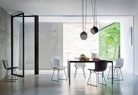Bertoia Dining Chair Bertoia Plastic Side Chair Designed By Harry Bertoia Twentytwentyone